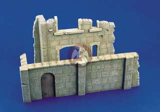 Royal Model 1/35 Castle Ruin (Diorama Model kit) 011