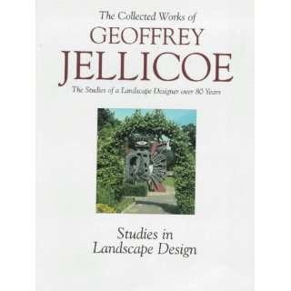 Geoffrey Jellicoe: Gardens and Design, Gardens of Europe: Pre war