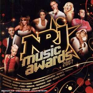 Nrj Music Awards 2007 Compilation, The Egg .fr Musique