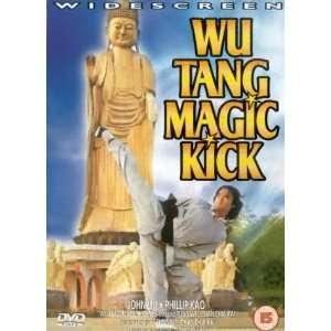 Wu Tang Magic Kick [DVD]  John Liu, Wei Tung, Bao yun