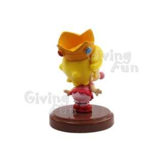 GENUINE Furuta Super Mario Bros Baby Peach Figure
