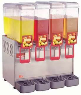 Bubbler Style Cold Beverage Dispenser Cecilware 20/4PD