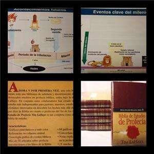 Biblia en Espanol de estudio   Profecia, Tim LaHaye