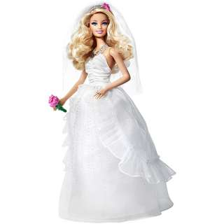 Barbie Princess Bride Doll