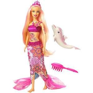 Barbie Mermaid Tale Merliah Doll