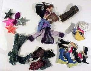 Bratz Dolls FASHION OUTFITS Accessories Shoes MORE