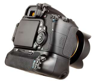 BG E9 Multi Power Battery Pack Grip For Canon EOS 60D