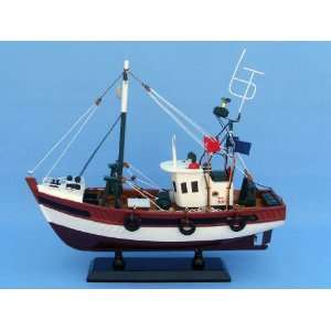 14 Model Ship Fishing Boats Replica Boat Not a Kit Toys & Games