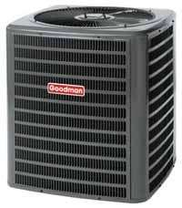 NEW GOODMAN 13 SEER 3 TON AC CENTRAL AIR CONDITIONER R22 Ready