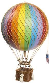 of hot air balloon flight with this museum quality Hot Air Balloon