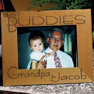 Personalized Best Buddies Frame Personalized Gifts