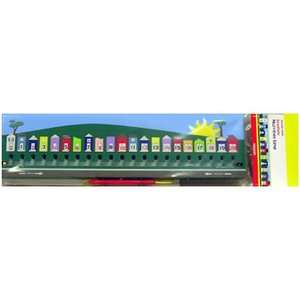 American Educational Products Kinesthetic Number Line