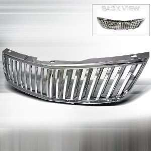 2000 2005 Chevy Impala Vertical Grill Chrome Automotive