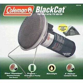 Coleman BlackCat Portable Catalytic Heater