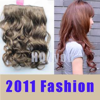 2011 new curly/wavy wig womens Synthetic hair sexy stylish fashion