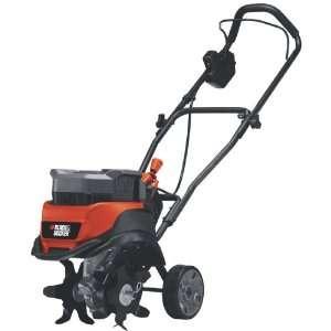 36 Volt Cordless Electric Front Tine Tiller: Patio, Lawn & Garden
