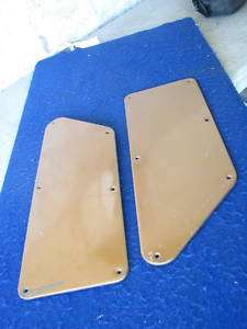 DODGE TRADESMAN VAN SPORTSMAN FRONT DOOR ACCESS PANELS