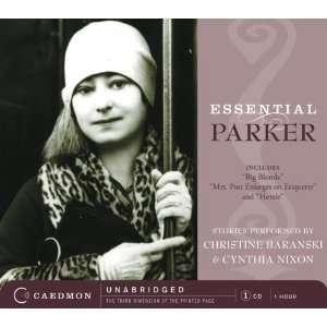 ) Dorothy Parker, Christine Baranski, Cynthia Nixon Books