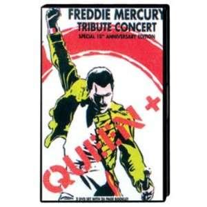 Freddie Mercury Tribute Concert John Deacon, Brian May, Roger Taylor