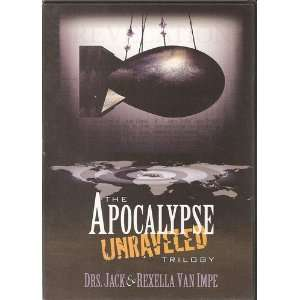 Unraveled Trilogy Dvd Set! Drs. Jack & Rexella Van Impe: Movies & TV