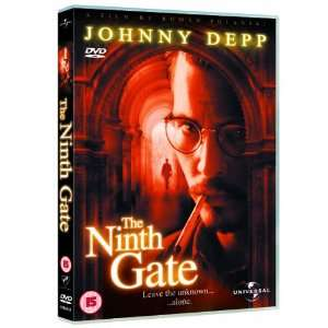 The Ninth Gate: Johnny Depp, Frank Langella, Lena Olin