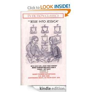 JESSE INTO JESSICA I (TV FICTION CLASSICS) Sandy Thomas
