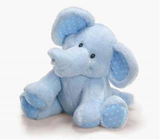 Baby Boy Blue Elephant Elliefumps Soft Plush Toy Jumbo