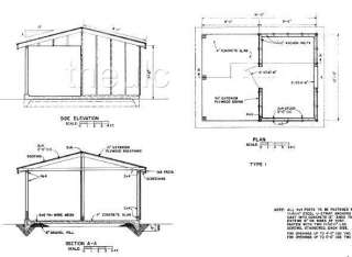 Storage Buildings, 12x16   10x12   10x12   8x10, Gable Roof, Shed Roof