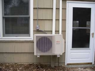 FUJITSU 12RL 20 SEER Ductless split Air conditioner