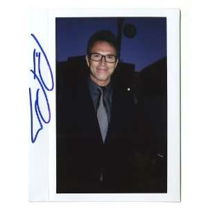 Tim Daly Actor Autographed Original Polaroid