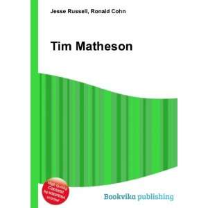Tim Matheson: Ronald Cohn Jesse Russell: Books