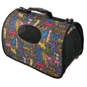 Portable Carrier bag DOG CAT PET TRAVEL BAG TOTE PURSES