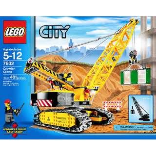 LEGO City   Crawler Crane