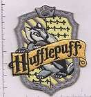 harry potter house patches