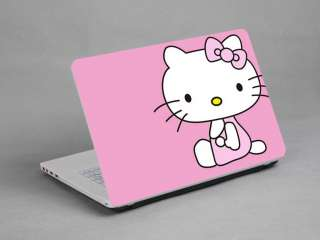 NOTEBOOK SKIN STICKER COVER DECAL TOSHIBA DELL HP SONY KITTY 15.4 inch