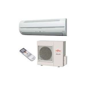 12,000 BTU 14 Seer Fujitsu Single Zone Mini Split Heat Pump System