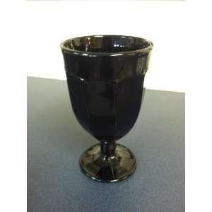 Amethyst Purple Glass Hand Cast Arlington Goblet
