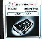 hammond organ, keyboard software items in hammond styles