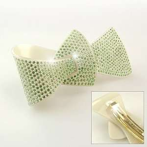 Collection (Made in France, Hand set Swarovski Crystals, Hair Bow