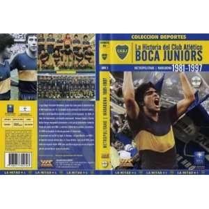 La Historia Del Club Atlético Boca Juniors (The Boca