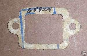 Vintage McCULLOCH Boost Port Cover Gasket 68924 Go Kart