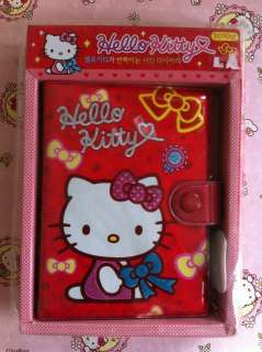 Sanrio Hello Kitty Refill Schedule Book Datebook Diary Book Planner A