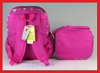 Disney Princess 14 Backpack and Lunch Bag Set Tangled