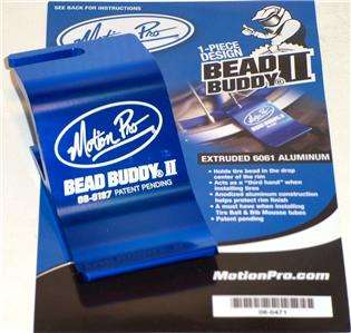 BEAD BUDDY II Motion Pro Motorcycle Tire Removal Tool