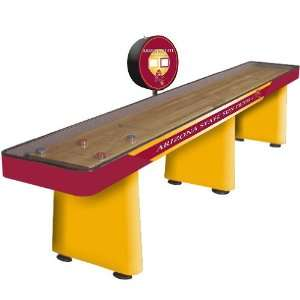 Officially Licensed College Shuffleboard Table