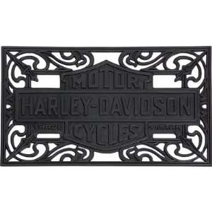 Harley Davidson Bar & Shield Entry Mat