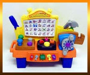 Vtech BUILD & LEARN WORKSHOP Interactive Playset
