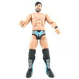 198A WWE Wrestling Mattel Elite Series 12 Justin Gabriel Nexus Figure